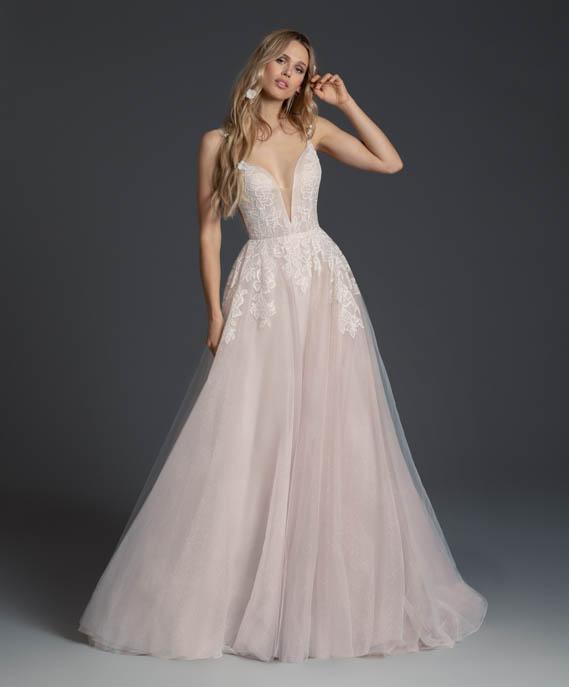 Blush Hayley Paige Fiona Wedding Gown