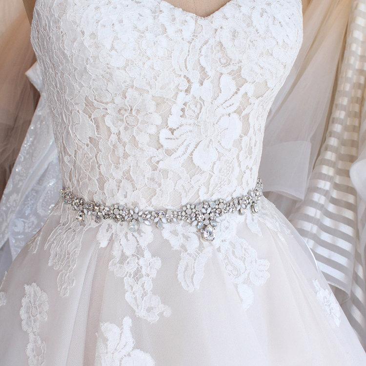 Haute Bride belt