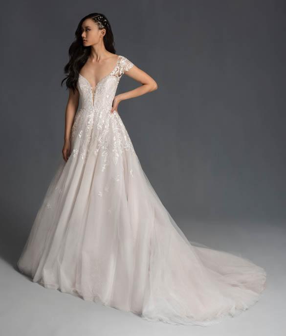 HayleyPaige Brando Wedding Dress