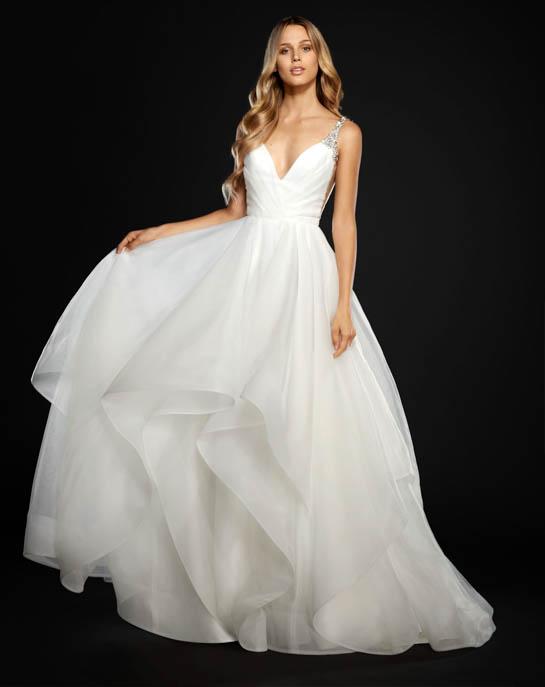 Hayley Paige Dare Wedding Gown
