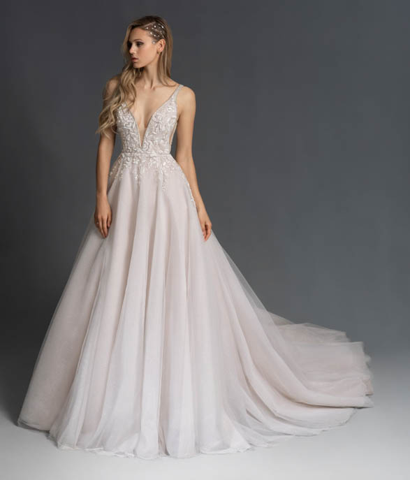 Hayley Paige Lauren Wedding Gown