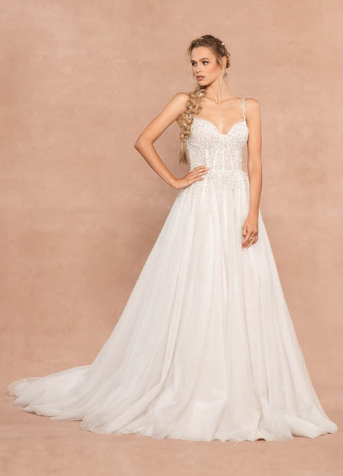 Hayley Paige Starlite Wedding Gown