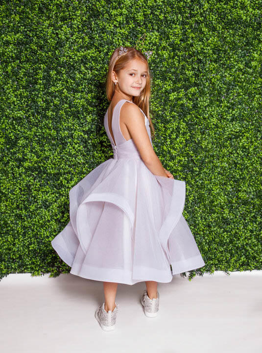 LaPetite by Hayley Paige Flower girl Dresses