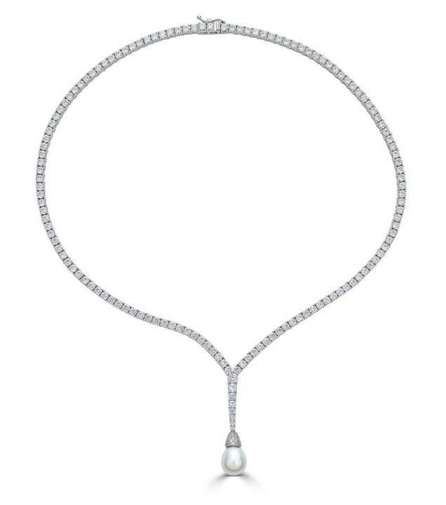 Thomas Laine Wedding Necklace
